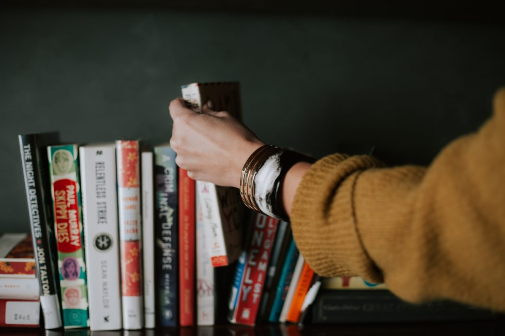 elegir libro