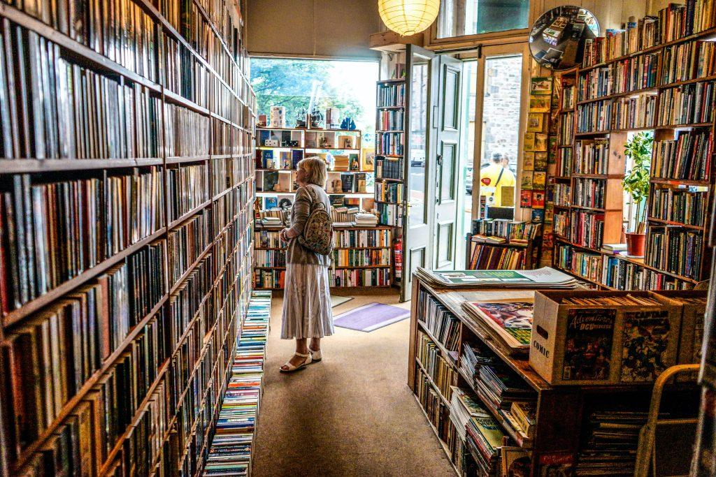 elegir libro y acertar