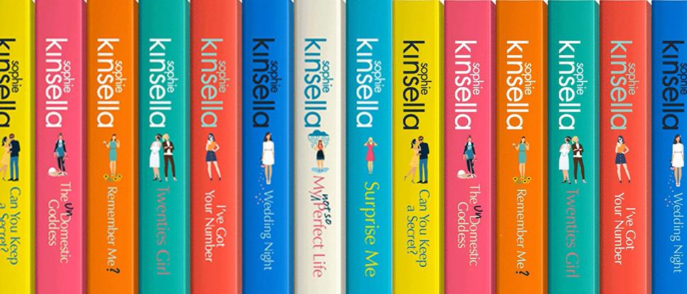 Sophie Kinsella, libros